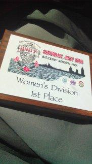 1st place Luau 7s